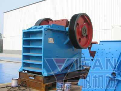 PE/PEX Series Jaw Crusher