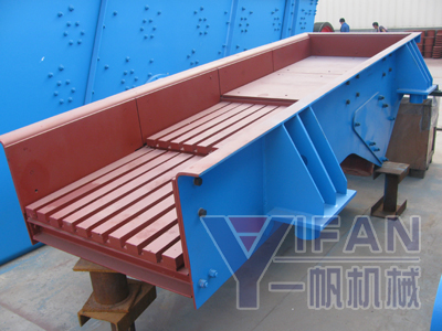 ZSW Series Vibrating Feeder